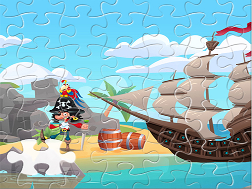 Play Find the Treasure Jigsaw Puzzle