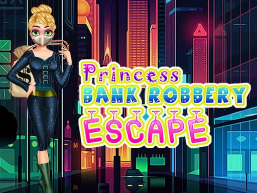 Princess Bank Robbery Escape
