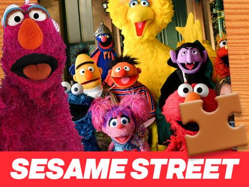 Play Sesame Street Jigsaw Puzzle