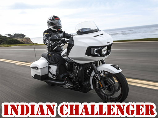 Indian Challenger Slide