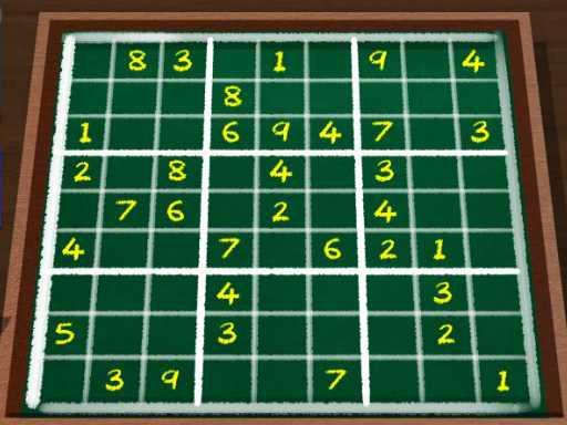 Weekend Sudoku 29
