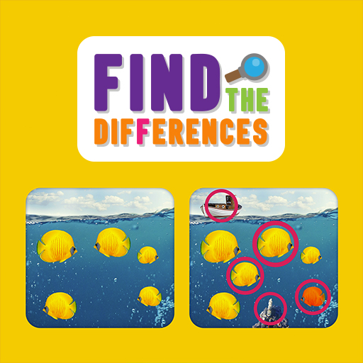 Game Find the Differences