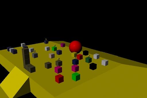 cube adventures