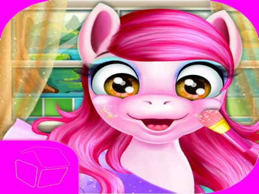 Pony Princess Academy - online Games for Girls