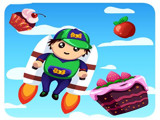 Play Jetpack Kid - One Touch Game