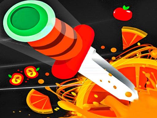 Play Flippy Knife Hit Dash