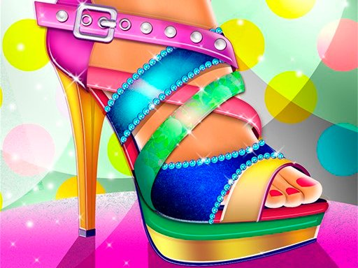 Shoe Designer - Popular Games - Cool Math Games