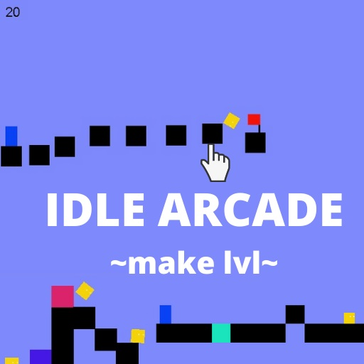 IDLE ARCADE - MAKE LVL