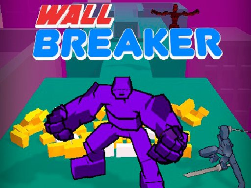 Play Wall Breaker 3D Online