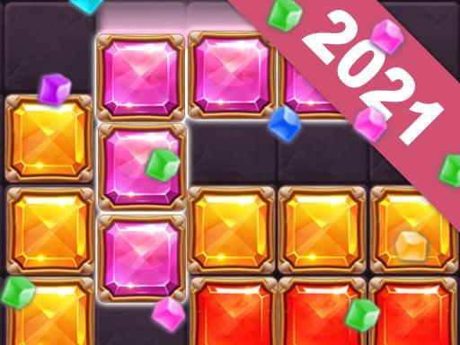 Головоломка с драгоценными камнями – Бесплатные захватывающие игры