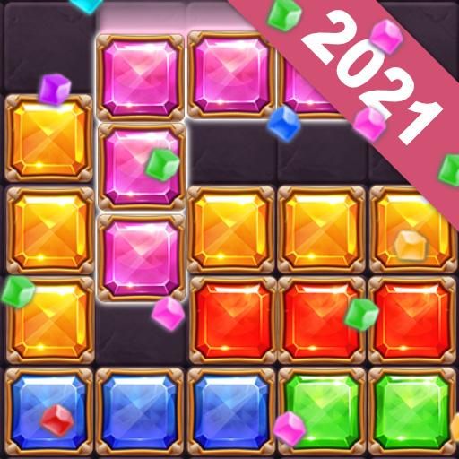 Jewel Block Puzzle - Free Addictive Games
