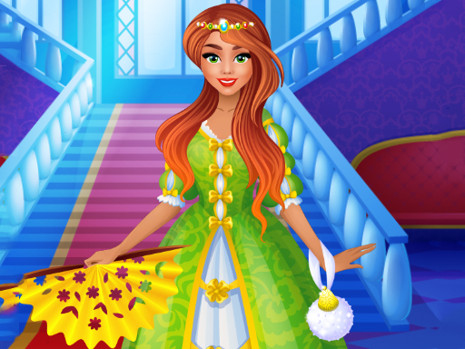 Modern Princess Prom Dress Up - Popular Games - Cool Math Games