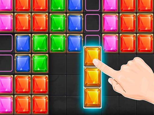 Блок-головоломка 2D
