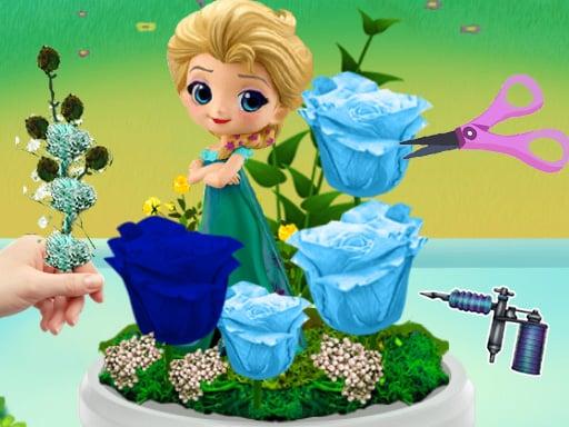 Принцесса Вечная Жизнь Цветок