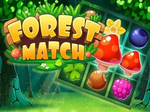 Лесной матч