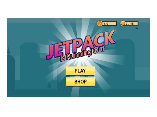Play Jetpack Is Running Out