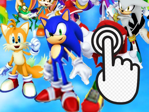 Play Sonic Clicker
