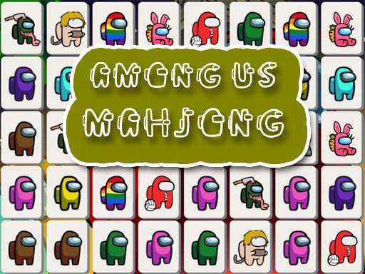 Play Among Us Impostor Mahjong Connect