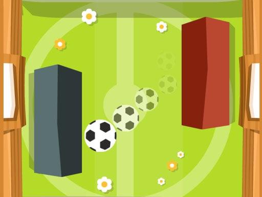 Super Pong Ball ⚽ Soccer like Ping-Pong game