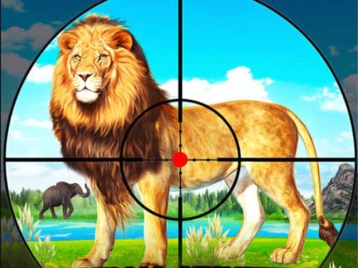 Play Lion Hunter King Online