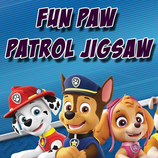 Fun Paw Patrol Jigsaw