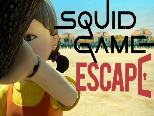Squid Games Побег