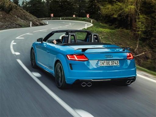Audi TTS Roadster Puzzle