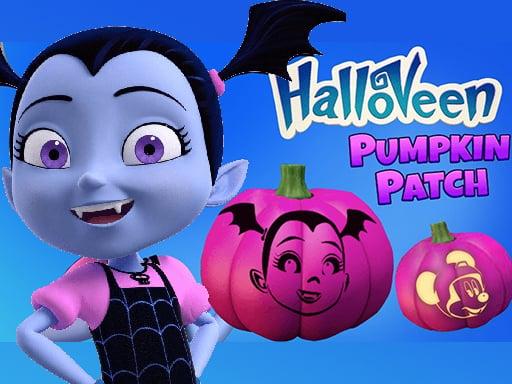 Halloveen Pumpkin Patch