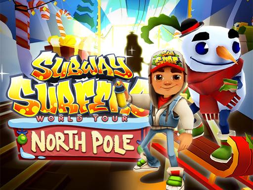 Play Subway Surfers North Pole