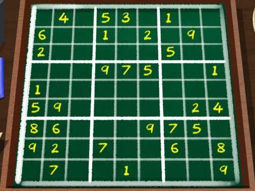 Play Weekend Sudoku 18