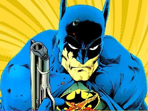 Бэтмен командир