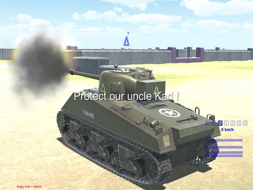 2020 Realistic Tank Battle Simulation