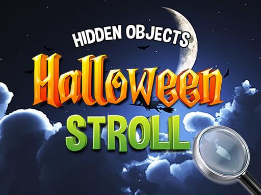 Halloween tárgykereső