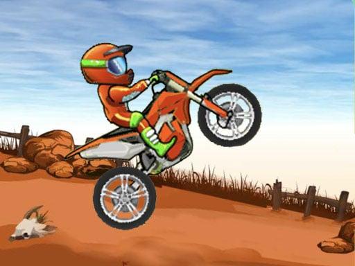 Мотоцикл Велогонки