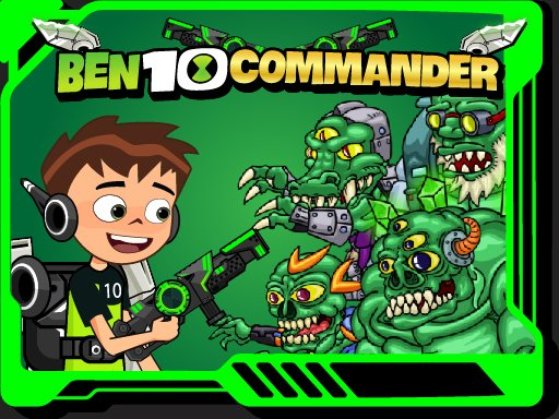 Ben 10 Commander