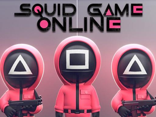 Squid Game Online Multiplayer
