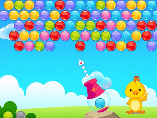 Play Happy Bubble Shooter Online