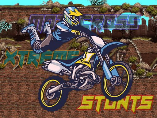Motocross Xtreme Stunts - Popular Games - Cool Math Games