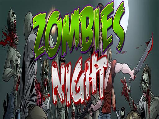 Зомби Ночь 3D