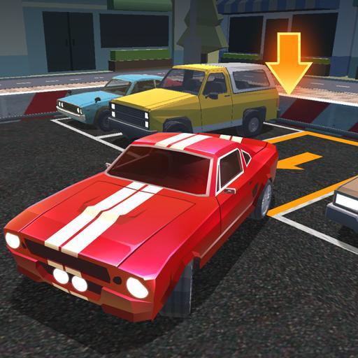 Car Parking 3D Pro-City Car Driving
