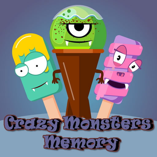 Crazy Monsters Memory