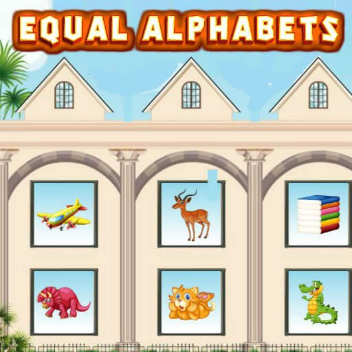 Equal Alphabets