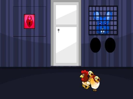 Семейное спасение курицы, серия 4
