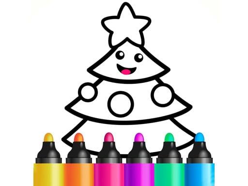 Рисуем Рождество Для Детей