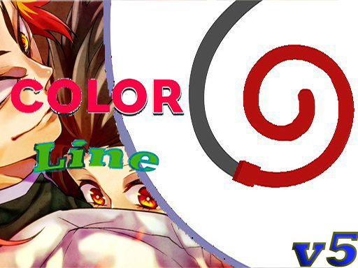 coloring lines v5