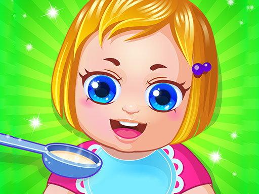 Play Baby Food Cooking