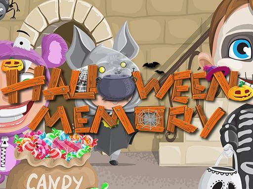 Play Hallowen Memory