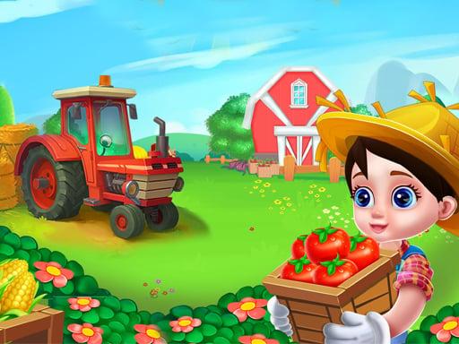 العاب المزرعة السعيدة 2021 جديدة