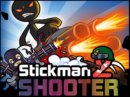 Stickman Shooter 2