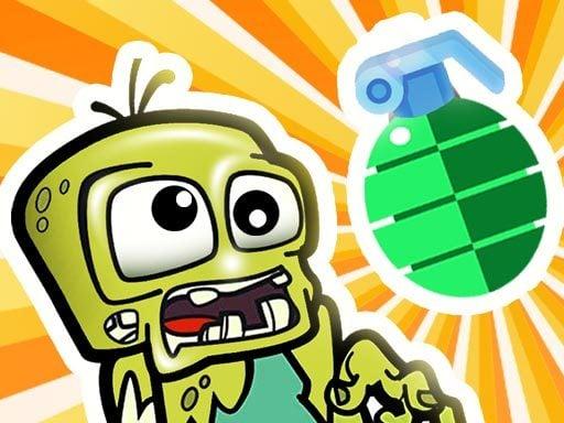 Pinata Zombie Hunter - Popular Games - Cool Math Games